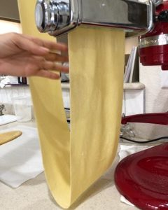 Chef Joanne Ho's Homemade Pasta Made Two Ways September 14th